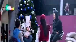 إذاعة غادة غدغد تستضيف إشراق ومحمد حسين وعلي 22 12 2014 الجزء الأول