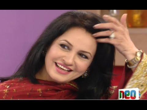 Sawa Teen 18 March 2016 - Saba Faisal Famous Pakistani Drama Actress