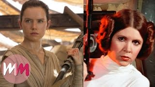 Top 10 Kickass Female Characters in Star Wars Franchise