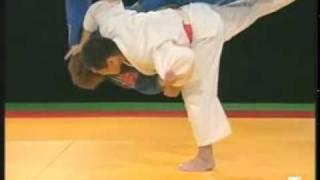 Hiroshi Katanishi - JUDO Le perfectionnement d'uchi mata 2