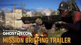 Tom Clancy's Ghost Recon Wildlands: Mission-Briefing-Trailer | Ubisoft [DE]