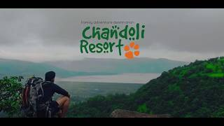 Best Advertisement Video. CHANDOLI RESORT TVC BY  PAINTED MOUNTAINS