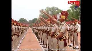 183 RPF constables pass out from RPF Training Centre, Gorakhpur
