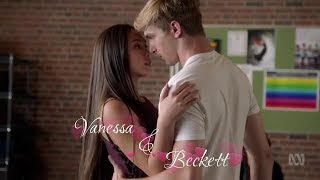 Vanessa & Beckett - Just a Dream [Backstage]