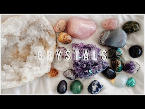 CRYSTALS How They Work & Crystal Meanings