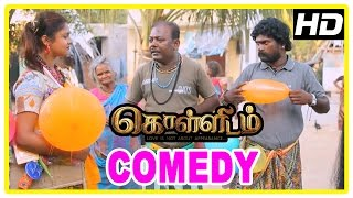 Kollidam Tamil Movie Comedy Scenes | Nesam Murali | Luthiya | Vadivukkarasi | Latest Comedy Scenes