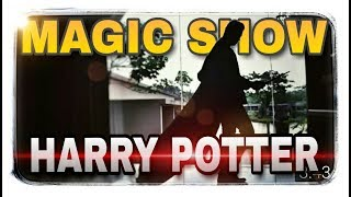 THE BEST MAGIC KONSEP - HARRY POTTER