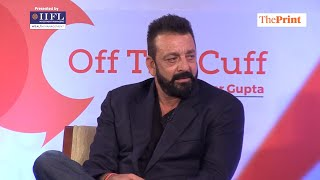 Sanjay Dutt: My Life Has Been A Roller Coaster Ride #Off The Cuff With Sanjay Dutt