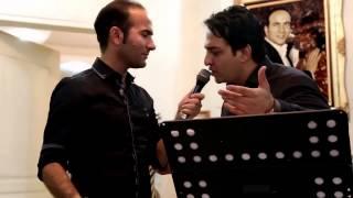 تقلید صدای سیاوش قمیشی و معین ( آهنگ پرنده ) از حسن ریوندی و علیرضا مسلمی
