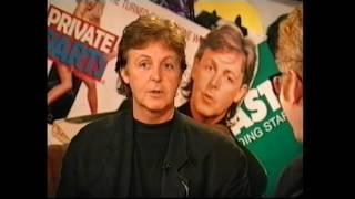 Paul McCartney on TFI Friday !