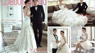 FINALE WEDDING STUDIO ย้อนกลับไป ปี 2012 แฟชั่น PERFECT BRIDE