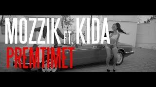 KARAOKE PIANO : Mozzik ft. Kida - Premtimet ( LYRICS )