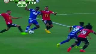 الاهداف القاتلة في الدقائق الاخيرة في الدوري المصري 2016/2017