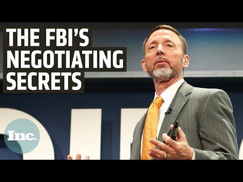 An FBI Negotiator's Secret to Winning Any Exchange Inc.