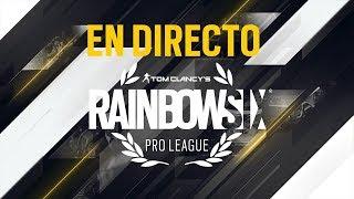 [LIVE] R6 Pro League - Season 10 EU - Jornada 6 #R6PL