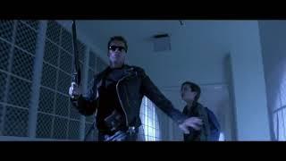 Terminator 2 Breakout Scene