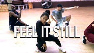Feel It Still - Portugal  The Man | Brian Friedman Choreography | Debbie Reynolds