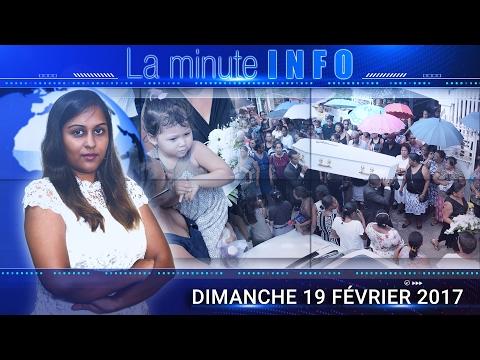 LaMinuteInfo: l'adieu d'une fillette de trois ans à sa mère