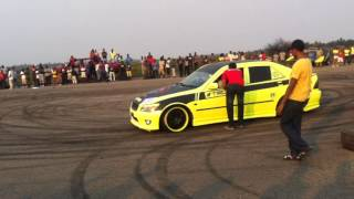 Drifting in Beira 01 - Game Over Team Vs Quality Service Maputo [by BlueSidePrO Product