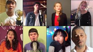 Michael Jackson Tribute - HEAL THE WORLD - (10 countries cover)