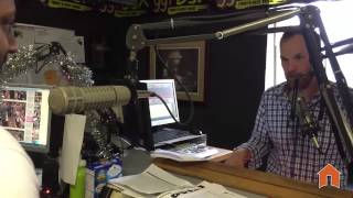 On the air with 99.7 DJX Ben Davis & Kelly K
