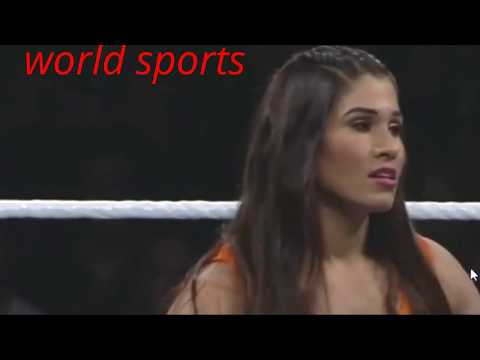 Xxx Mp4 Kavita Devi Vs Dakota Kai Full Match Ring 2017 3gp Sex