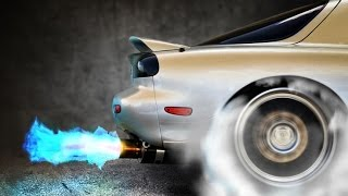ULTIMATE MAZDA RX-7 COMPILATION !!!
