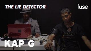 Kap G Takes A Lie Detector Test