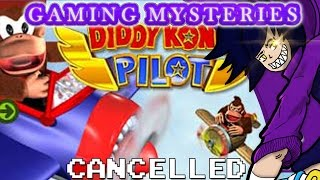 Gaming Mysteries: Diddy Kong Pilot (GBA) Cancelled