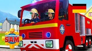 Feuerwehrmann Sam Deutsch Neue Folgen   Feuerwehrmann Sam Lily ist verschwunden 🚒 Kinderfilme