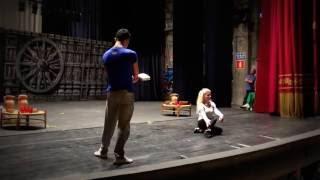 Sandra Plamenats - Sakuntala rehearsal act 2 (O nuvola leggera) - F. Alfano