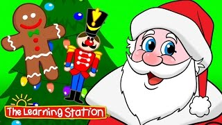 Christmas Songs for Kids ♫ Christmas Carols for Children ♫ Kids Songs by The Learning Station