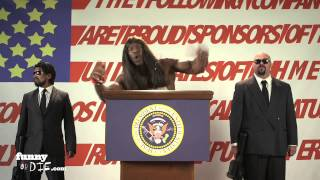 President Camacho-The Election