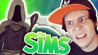 LA MUERTE VISITA A LOS YOUTUBERS | Sims 4