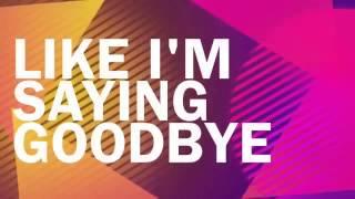 Leroy Sanchez feat. Alyson Stoner ''Like I'm Gonna Lose You'' lyric video