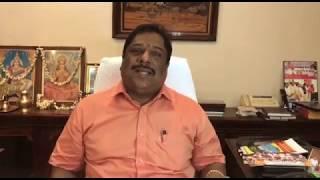 Rajadhani College Closed Issue Clarified by Dr.Biju Ramesh
