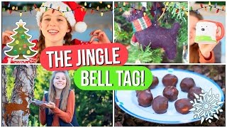The Jingle Bell Tag   My Holiday Favorites!