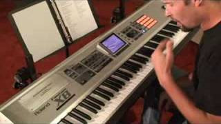 Worship Lessons on Piano with Ward Fenley, part 9 (Shout to the Lord)