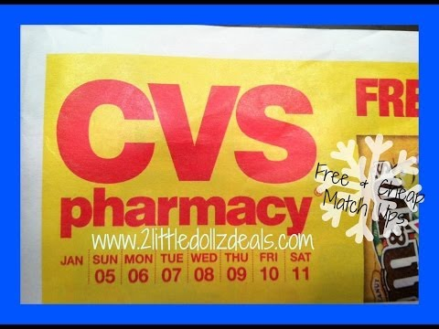 CVS Sales Circular Preview and Free & Cheap Coupon Match ups 1/5/14 to 1/11/14