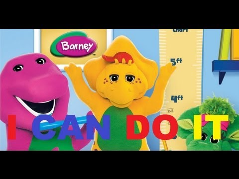 Barney I Can Do It