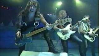 Iron Maiden - Hallowed be thy name-Maiden England - Live in Birmingham 1988