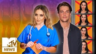 Perrie Edwards Becomes An Unlikely Agony Aunt & Lewis Wants Marnie To Quit Geordie Shore | MTV News