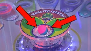 CAN I WIN THE MONSTER JACKPOT?