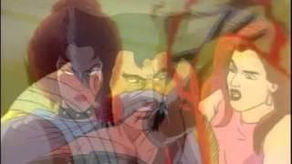 X-Men The Animated Series - DARK PHOENIX
