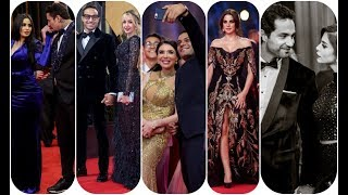 اطلالات النجوم في مهرجان القاهرة السينمائي بدورته الـ 40 (الحفل كامل)