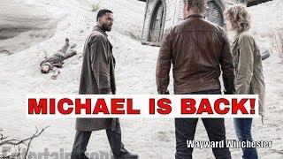FIRST LOOK at MICHAEL's Return In Supernatural Season 13!