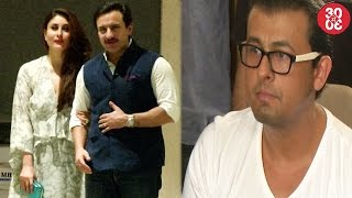 Saif Turns Host For Mother-In-Law Babita's Birthday | Sonu Nigam On Shaving His Head