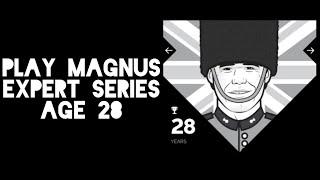 Magnus Carlsen Age 28 vs Stockfish 10