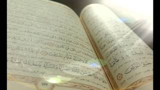 تلاوت قرآن- جزء 9- قاری:آقایی - تحدیر سریع