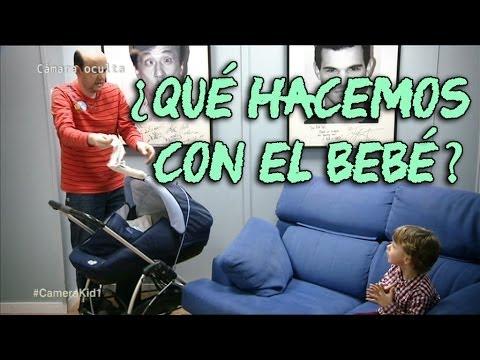 Cámara oculta de niños en El Hormiguero Con los más pequeños